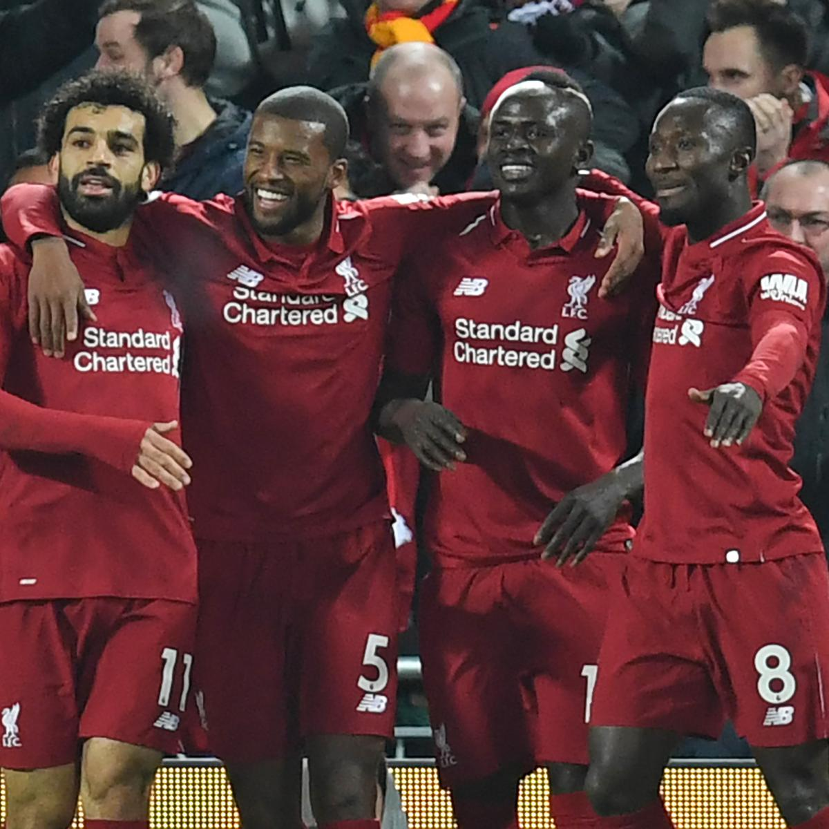 Barcelona Vs Liverpool Odds Live Stream Tv Info For: Wolverhampton Wanderers Vs. Liverpool: Odds, Preview, Live