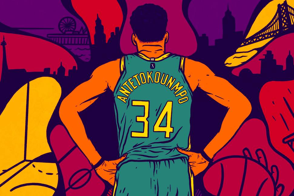 Is Giannis Built To Break The Mold Bleacher Report