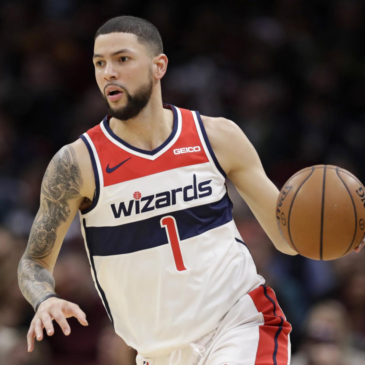 Rockets All Time Roster: NBA Rumors: Austin Rivers, Rockets Agree To Contract After