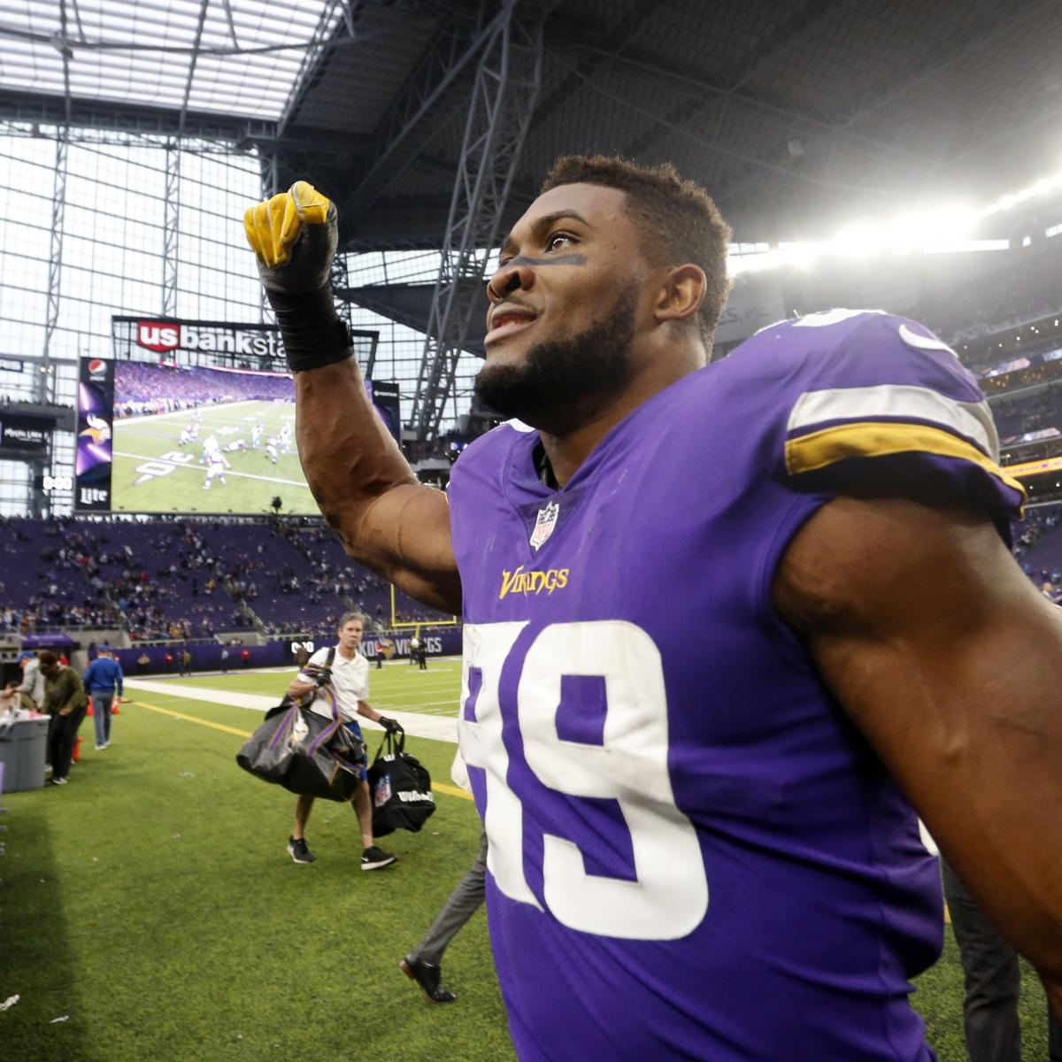 Danielle Hunter Rising: From Jamaica To Vikings Draft