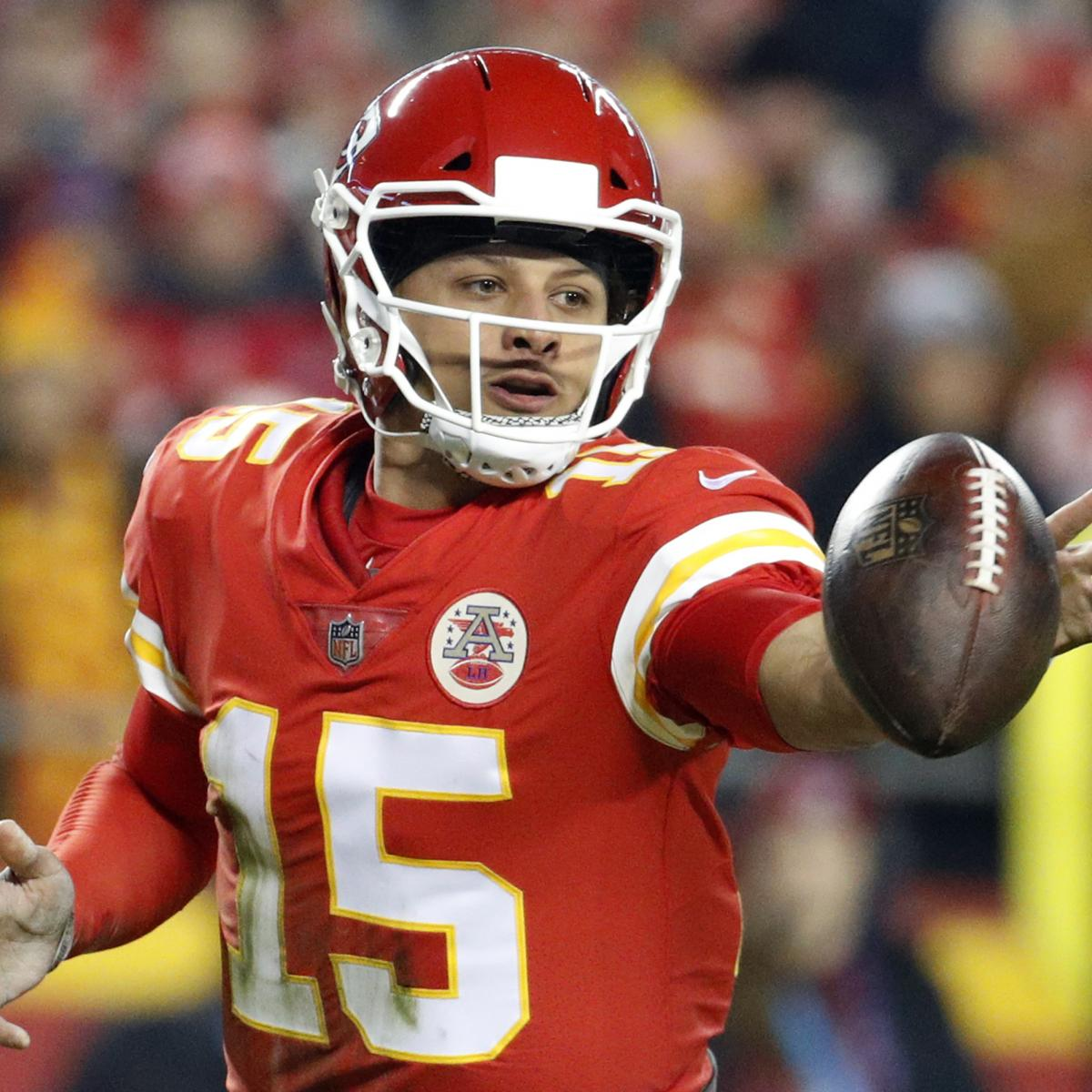Chiefs  Patrick Mahomes Signs Endorsement Contract with Hunt s Ketchup  6735ef514