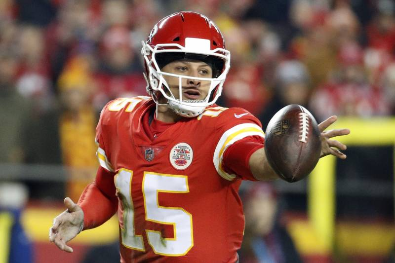 Chiefs Patrick Mahomes Signs Endorsement Contract With