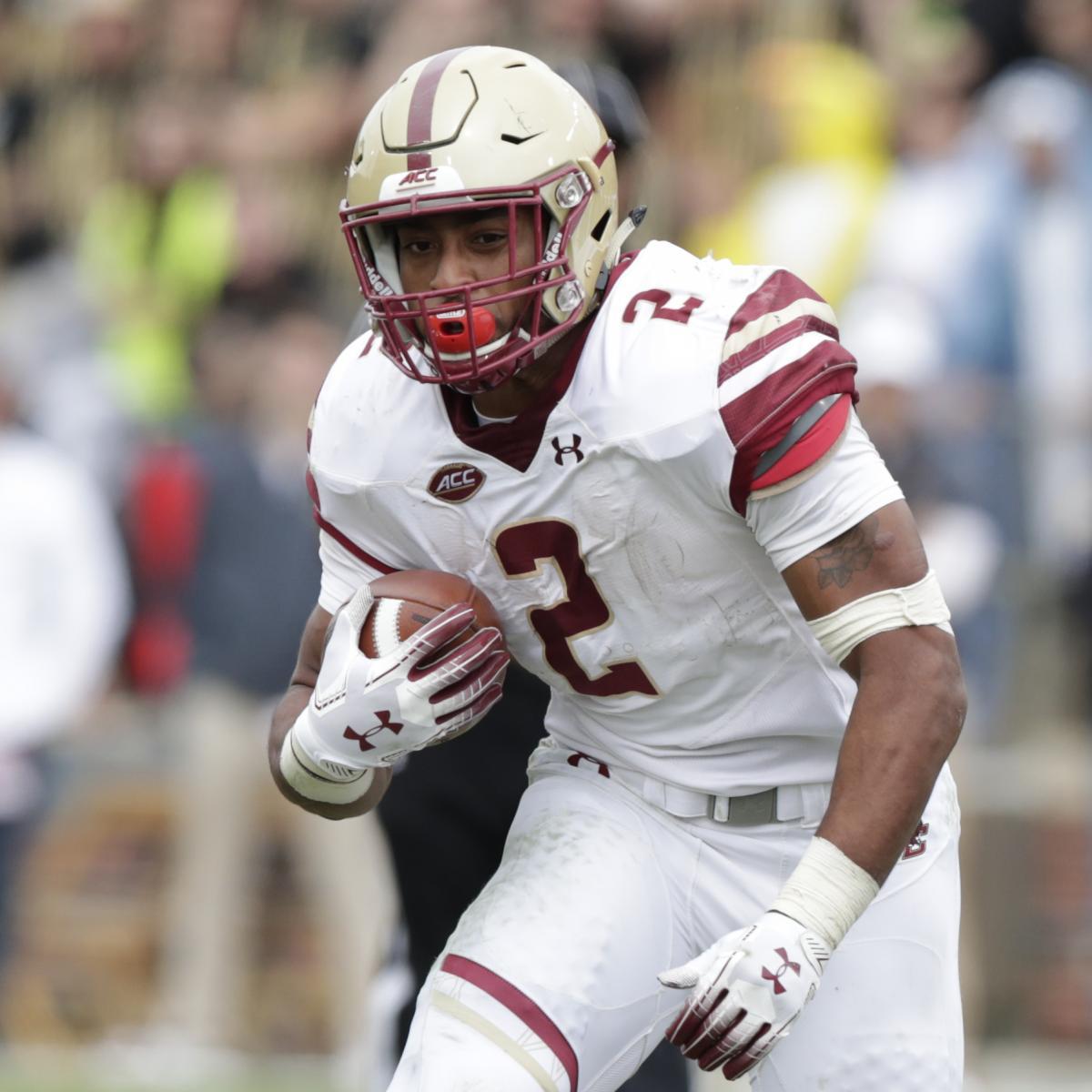 First Responder Bowl Odds: Boston College Vs. Boise State