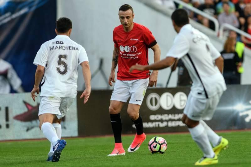7f1edce22 Dimitar Berbatov Talks Manchester United Manager Ambitions