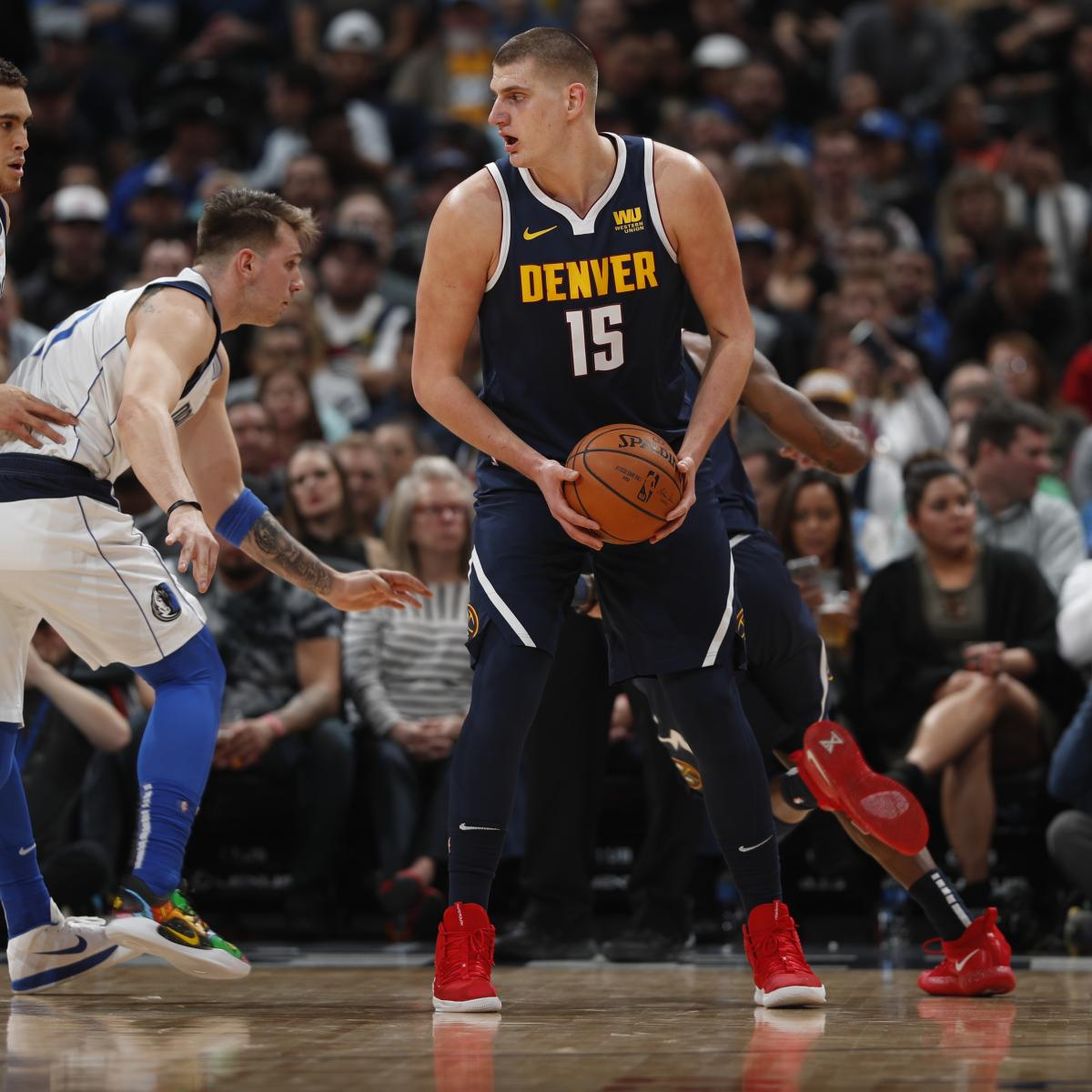 Nuggets Best Players: Charles Barkley: Nikola Jokic Is 'Front-Runner' For NBA