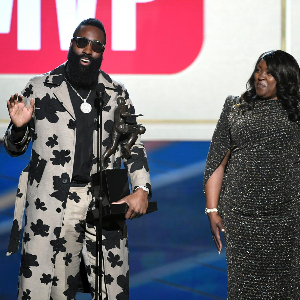 James Harden Quadruple Team: James Harden's Mom Doesn't Have Time For NBA Trolls, Money