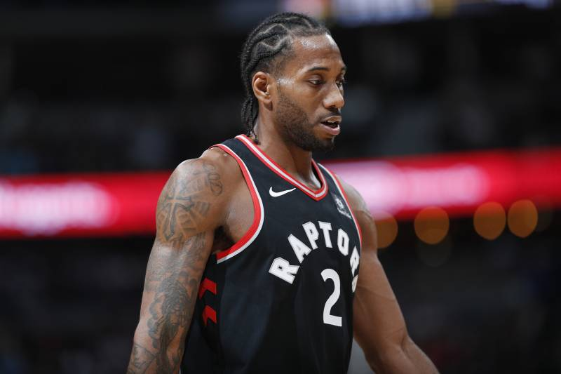 65a57b6d8f12 Kawhi Leonard Reportedly Pissed Kevin Durant Said He Was a System Player