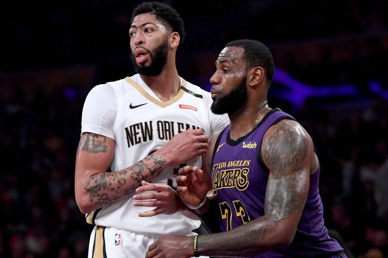 3933070c17d0 NBA Trade Rumors  Latest Buzz on Anthony Davis