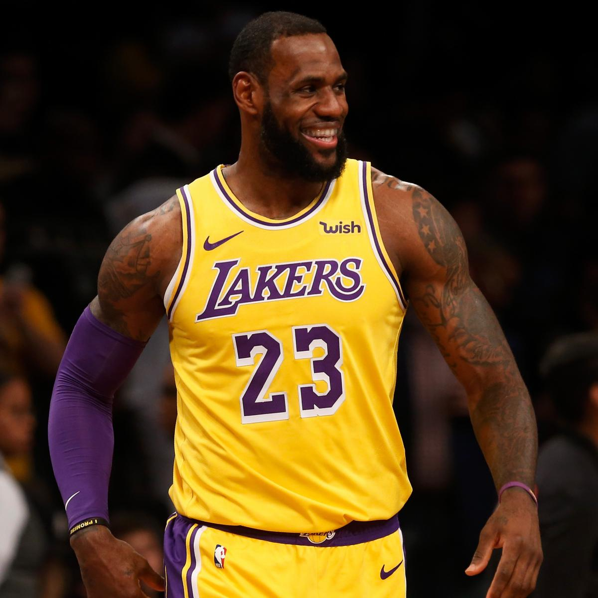 b1f52d12af1b LeBron James Passes Michael Jordan for 4th on NBA All-Time Scoring List