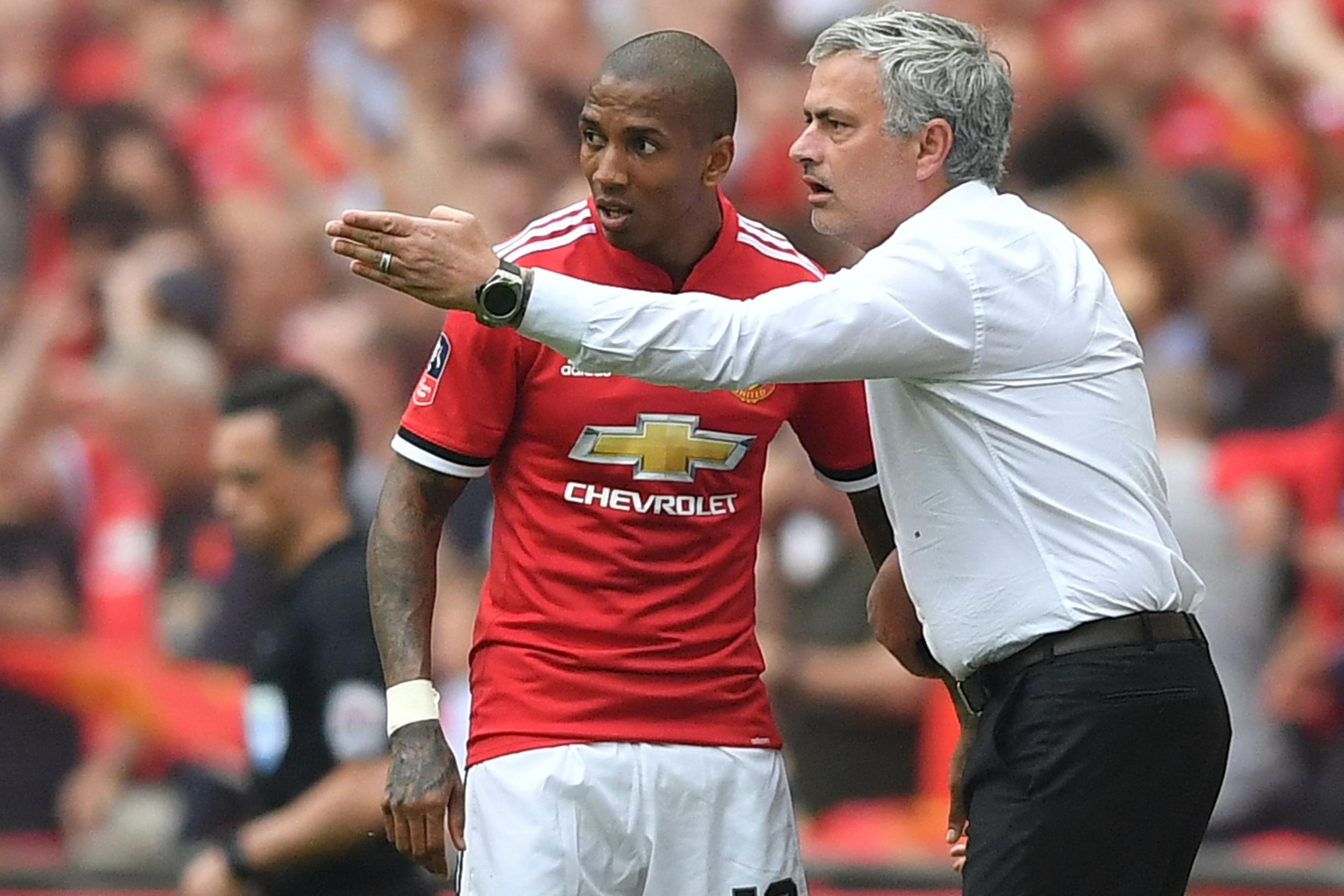 ashley young denies manchester united players celebrated jose mourinho dismissal bleacher report latest news videos and highlights ashley young denies manchester united
