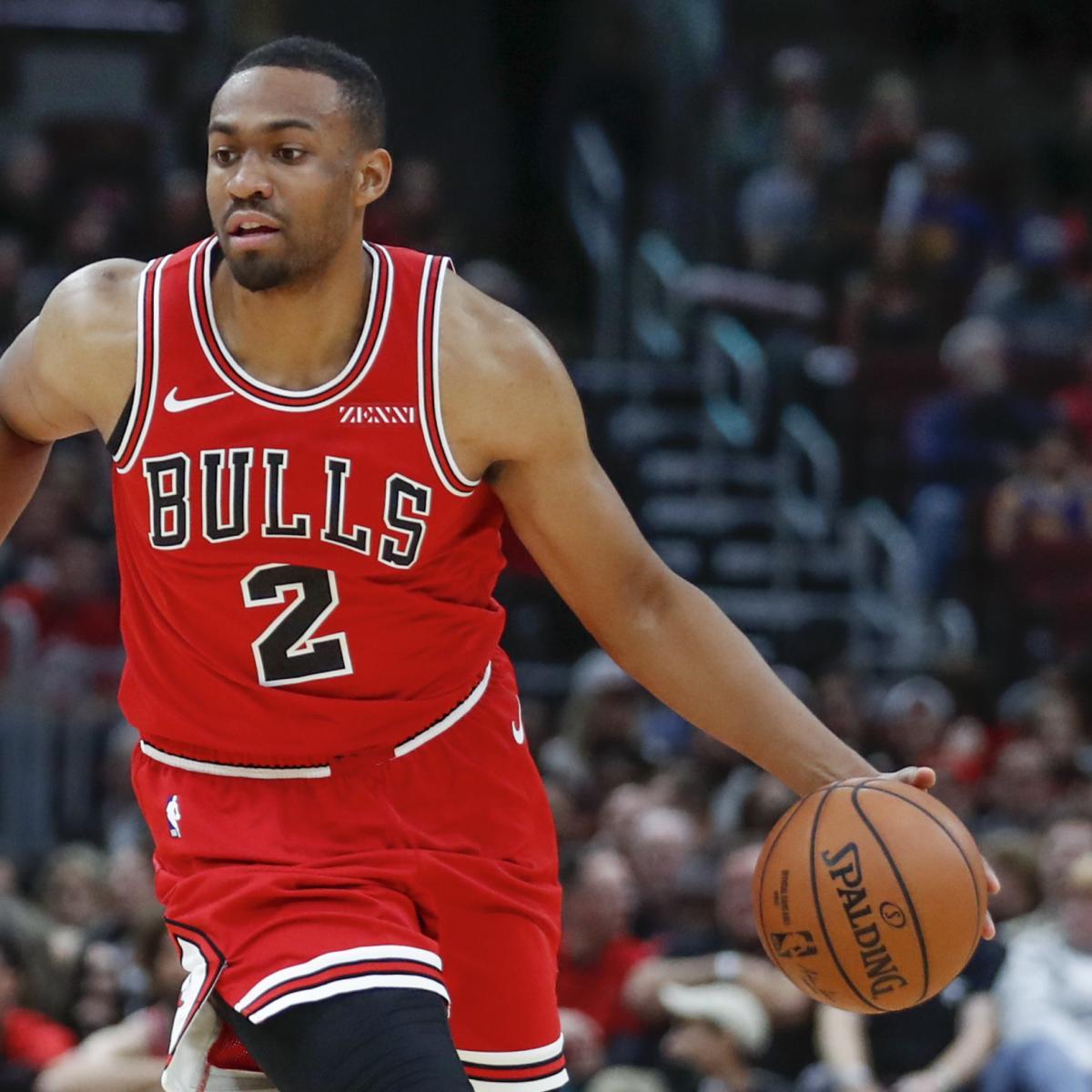 NBA Rumors: Latest Buzz On Possible Jabari Parker Trade