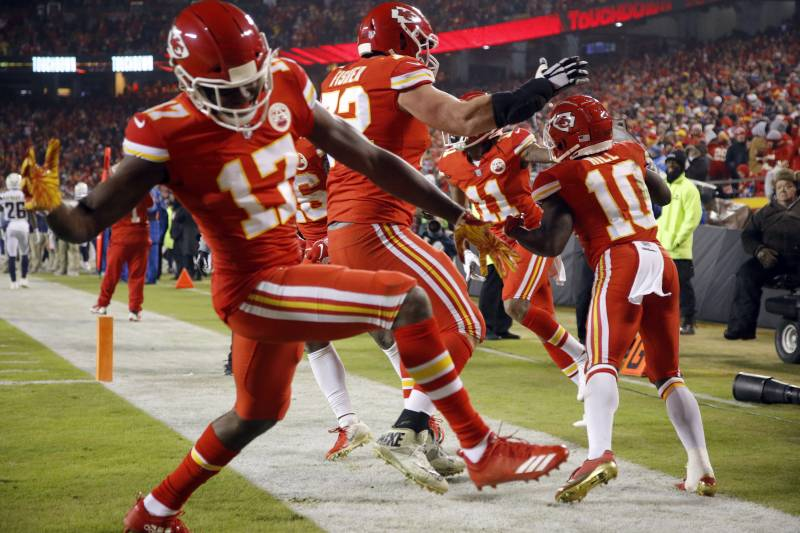 Nfl Playoff Scenarios 2019 Latest Bracket Picture Vegas Odds And