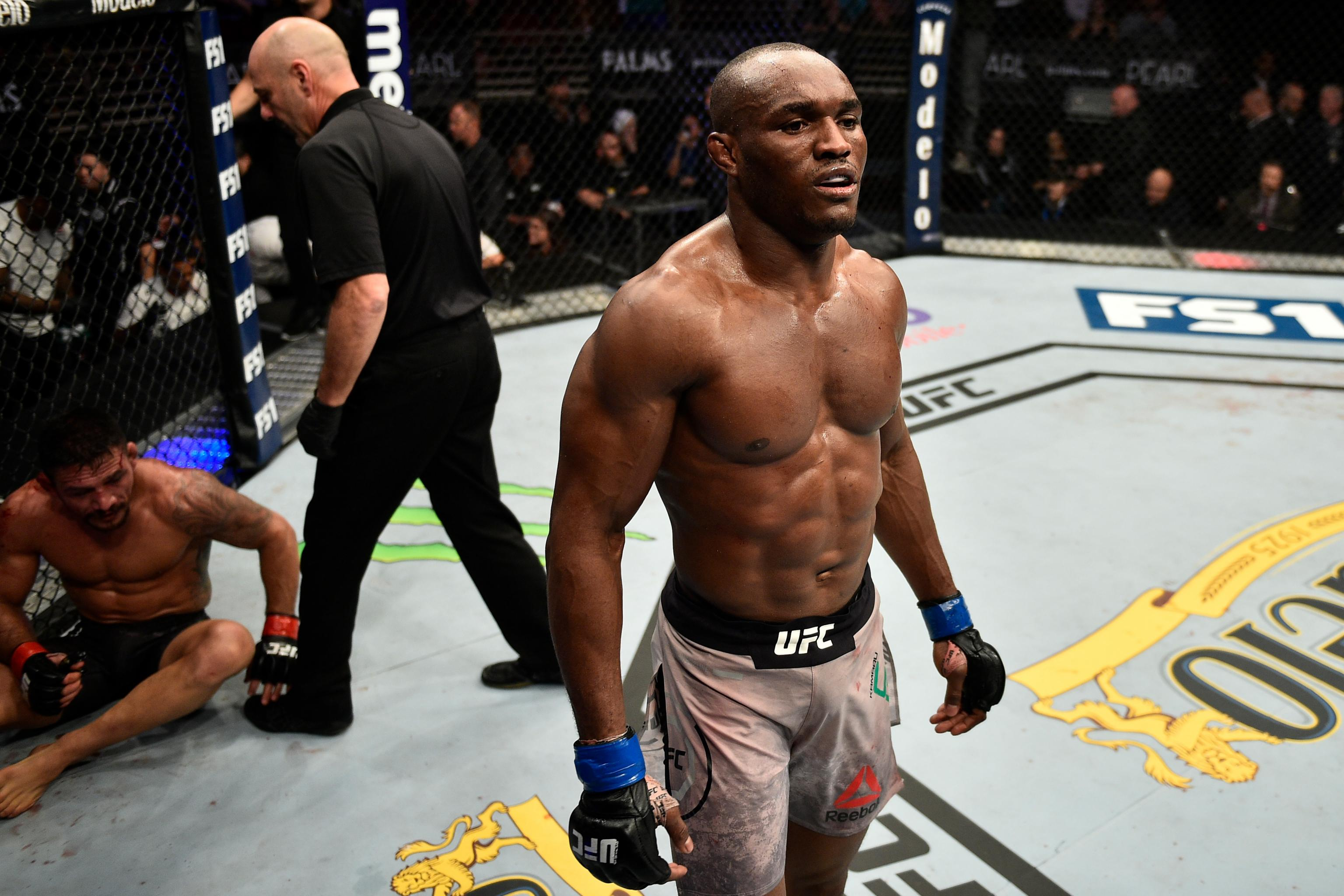 Dana White: Kamaru Usman Promised Welterweight Title Shot at UFC 235 | Bleacher Report | Latest News, Videos and Highlights