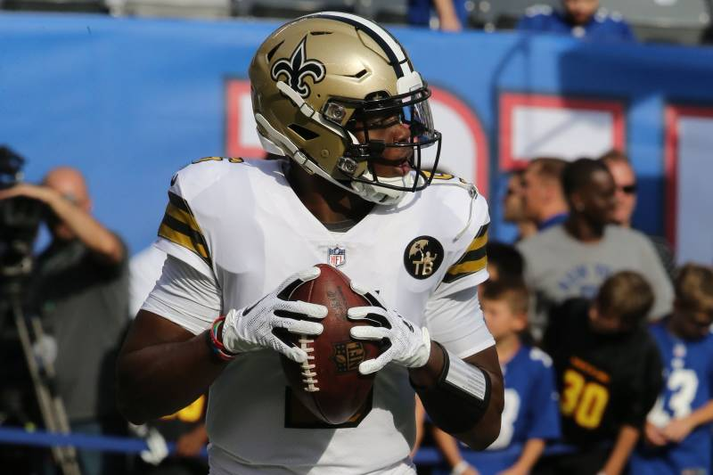 free shipping 9a347 1096c Teddy Bridgewater to Play vs. Panthers, Drew Brees Says ...