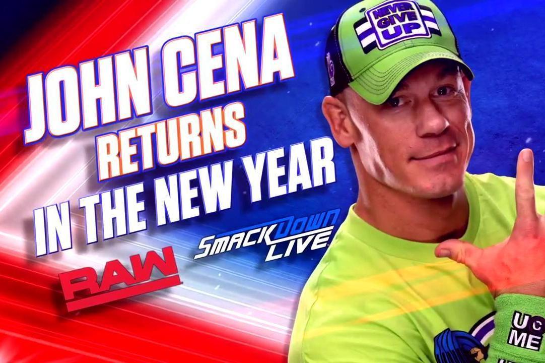 Projecting Wwe Feuds For John Cena In 2019 Bleacher Report