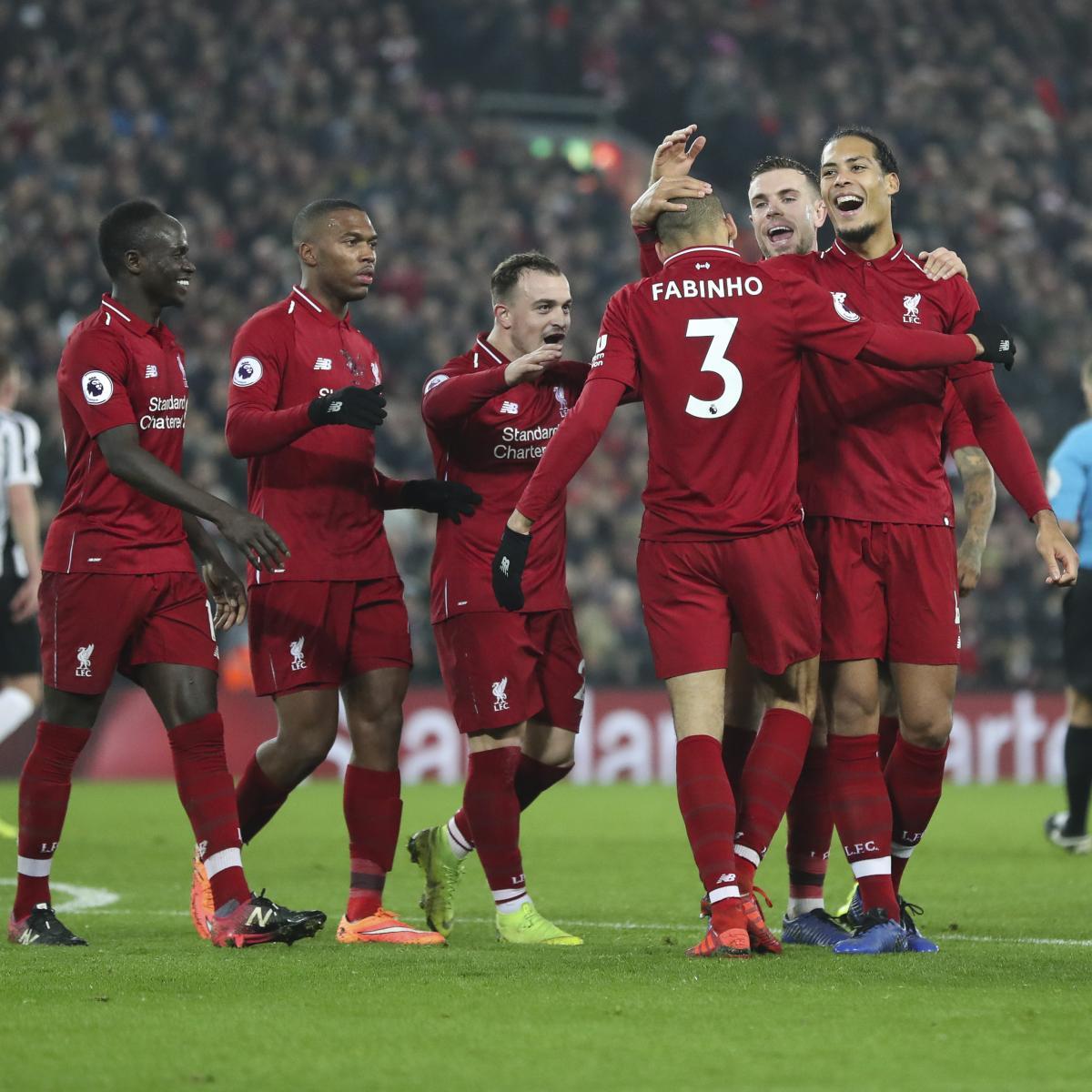 Ajax Vs Tottenham Hotspur Preview Live Stream Tv Info: Liverpool Vs. Arsenal: Odds, Preview, Live Stream And TV