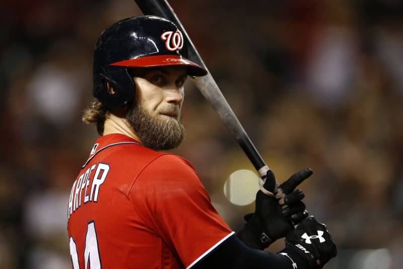 bbfb2a9dc MLB Rumors  Bryce Harper