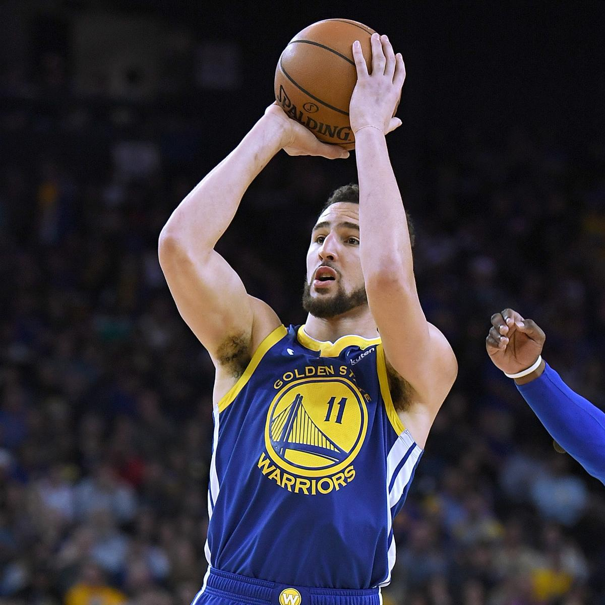 Klay Thompson shares his favorite video games, including ... |Klay Thompson