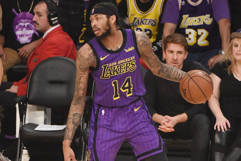 8a3a5381c Brandon Ingram: LeBron James' Groin Injury Offers Chance to 'Up My ...