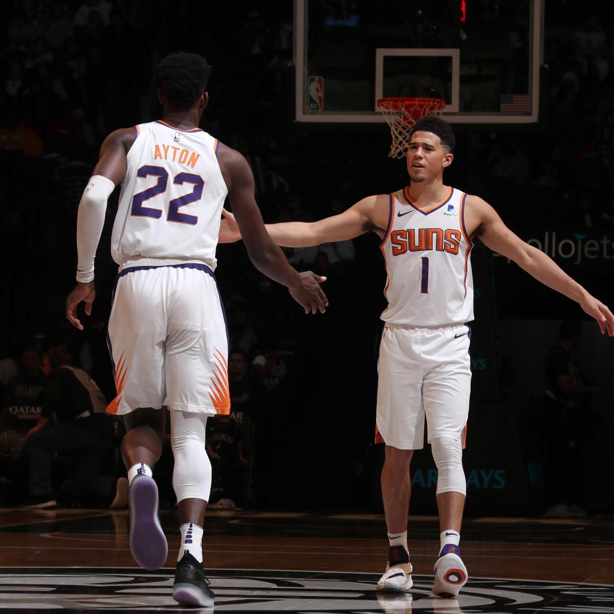 Deandre Ayton on Suns  Recent Success   It Is Us Against the World ... f61b17193