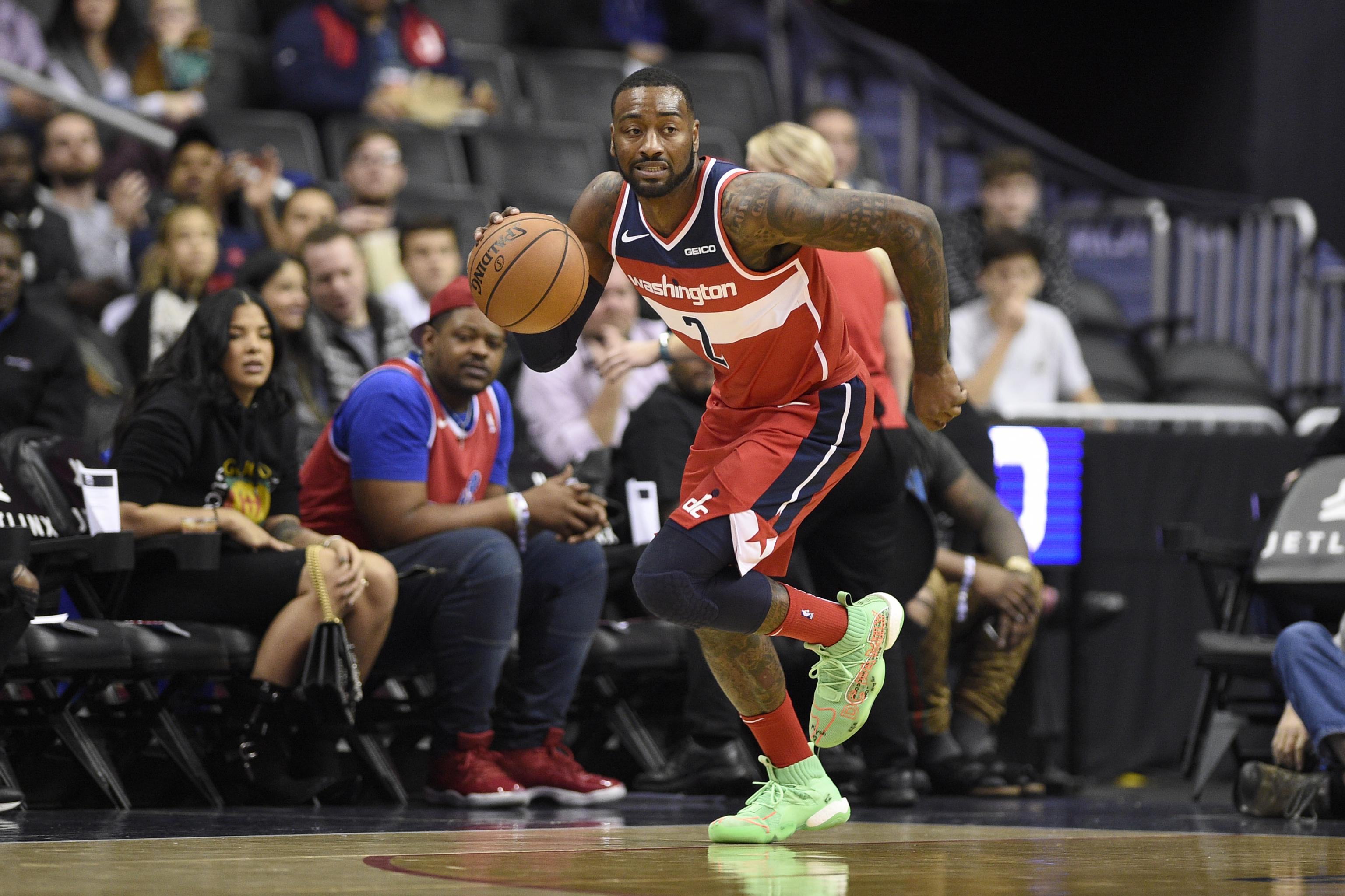 best website b8a18 42e42 John Wall to Undergo Surgery on Achilles Injury; Expected to ...