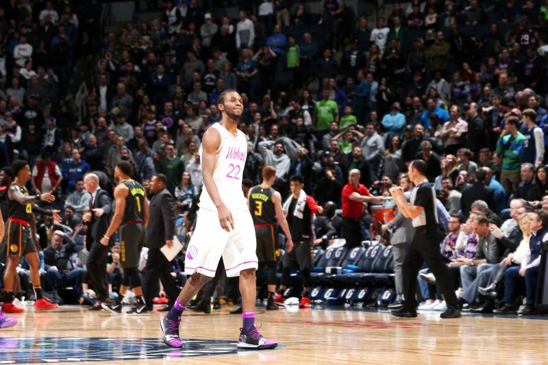 Andrew Wiggins Says Timberwolves Have Some S Tty Fans After