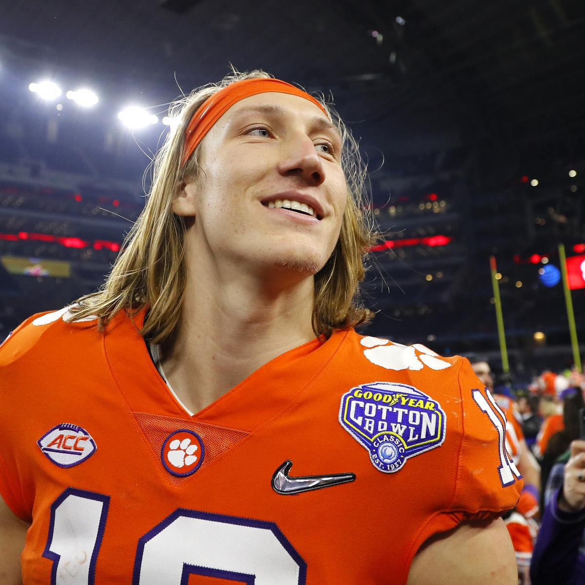 19-Year-Old Freshman Phenom Trevor Lawrence Is Already the ...