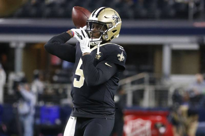 pretty nice 76389 d2635 Report: There's 'Thought' Teddy Bridgewater Is Saints ...