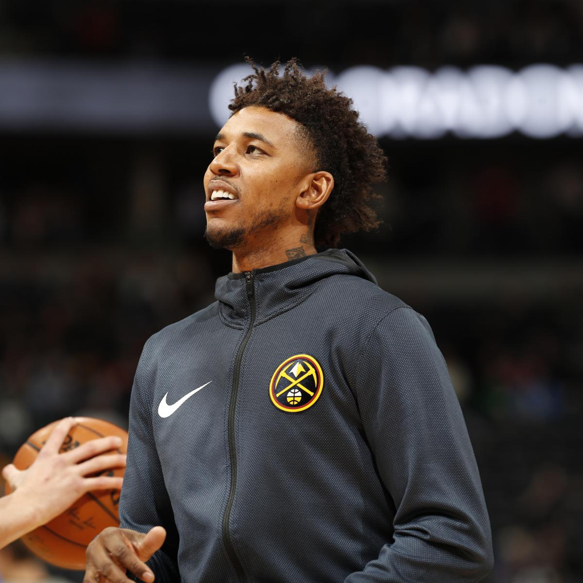 Nick Young Waived By Nuggets; Played 4 Games For DEN After