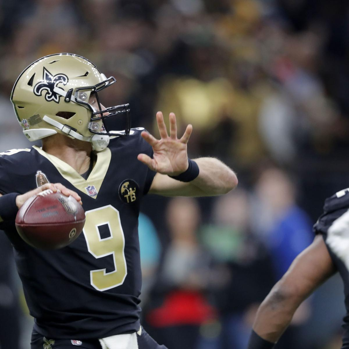 NFL Playoff Picks 2019: Updated Super Bowl Odds, Wild Card ...