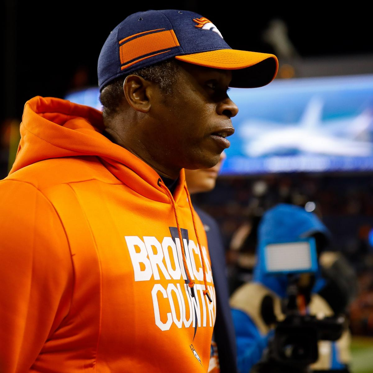Vance Joseph Rumors: Ex-Broncos HC To Interview For