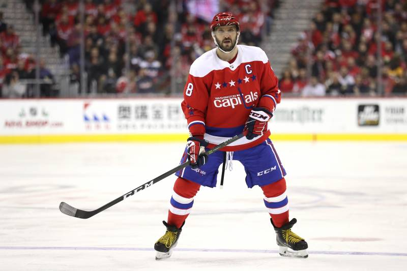 38003d3417a Alex Ovechkin to Skip 2019 NHL All-Star Game to Rest for Remainder of Season