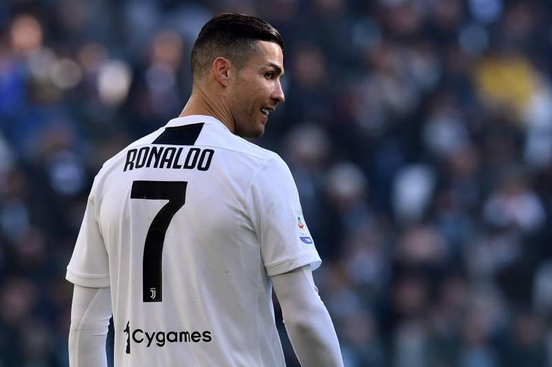 new arrival 00ecc 35627 Cristiano Ronaldo Was Offered to Napoli, Says Sporting ...