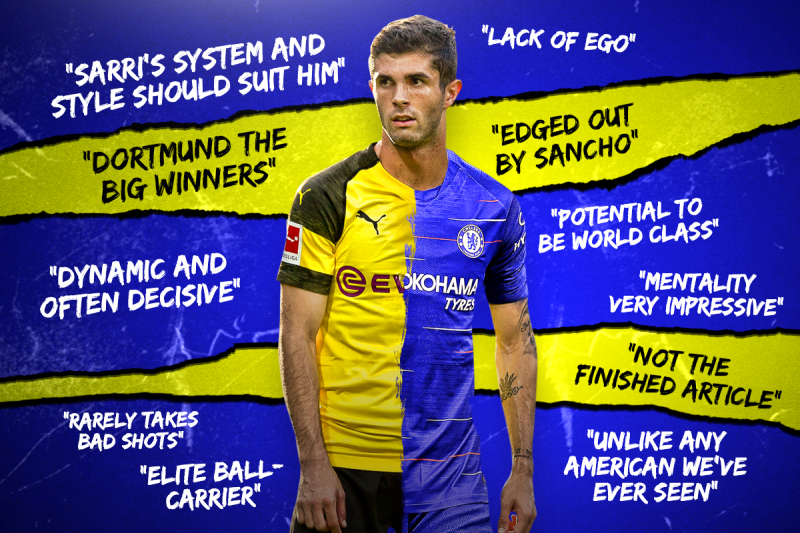 e72fee96d Christian Pulisic Agrees Chelsea Transfer  Is He Ready for the ...