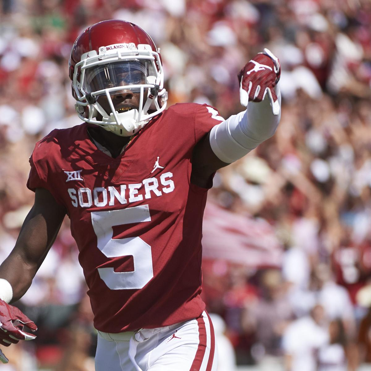 07b5e2022 Marquise Brown Declares for 2019 NFL Draft