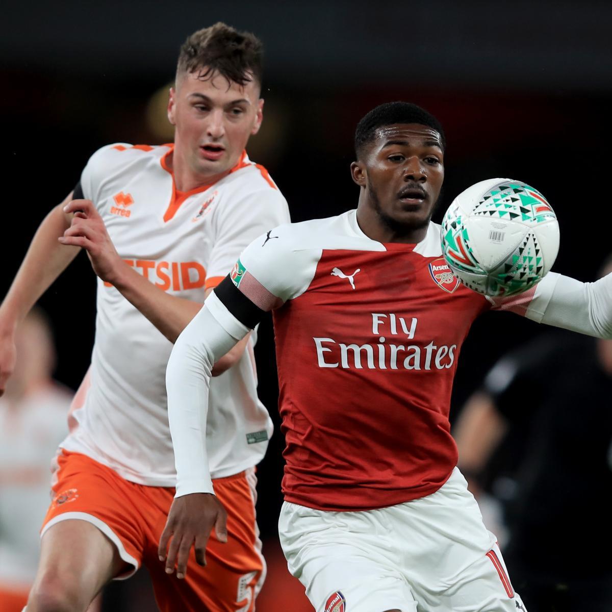 Arsenal Vs Barcelona Live Score Highlights From: Blackpool Vs. Arsenal: FA Cup 2019 Odds, Live Stream, TV