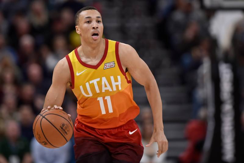 Dante Exum Out Indefinitely With Knee Injury Mri Shows
