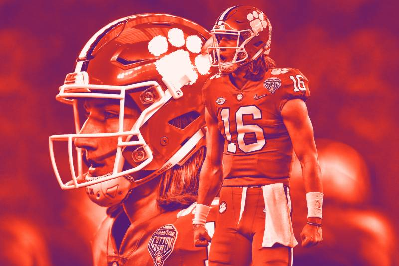 Clemson S Trevor Lawrence Has Been On Fast Track To Stardom