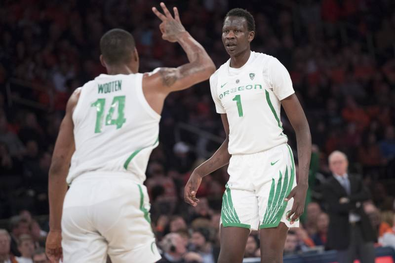 0fdbd42f226 Did NBA Scouts See Enough from Bol Bol to Make Him a Top-10 Pick ...