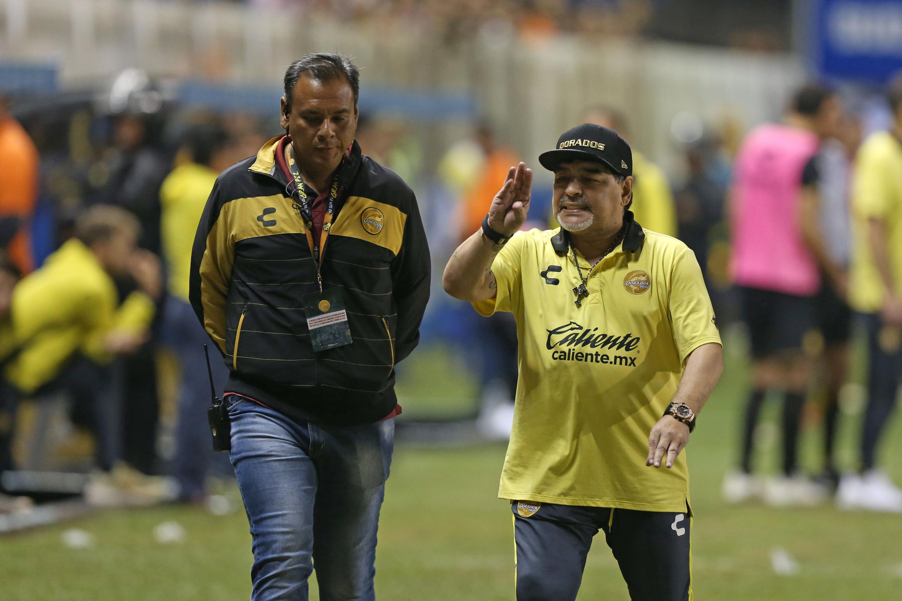 Diego Maradona Released From Hospital Daughter Says He S Ok Bleacher Report Latest News Videos And Highlights