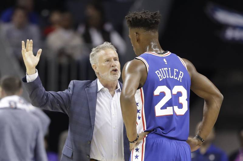 Can Sixers Stop 'Young-Player Killer' Jimmy Butler from
