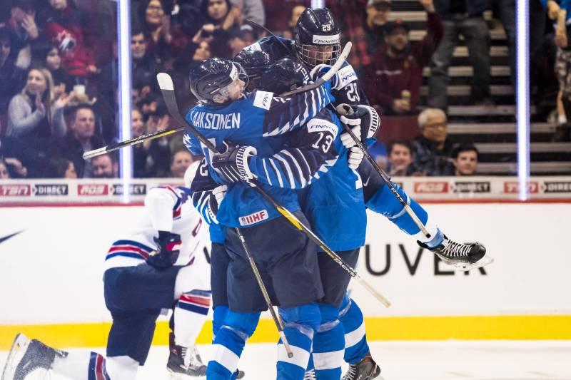 Finland Beats Usa To Win Gold Medal At 2019 World Junior Hockey