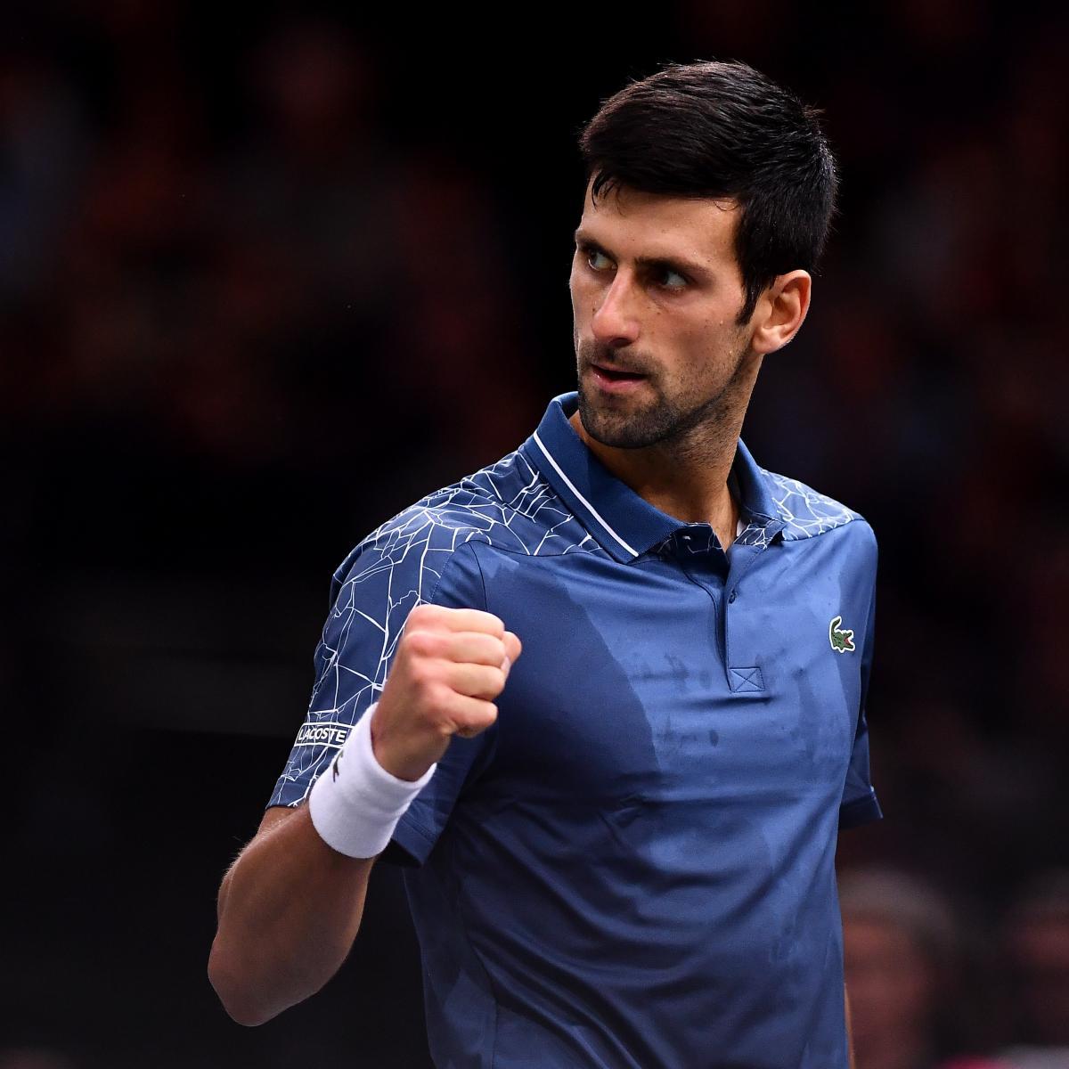 Australian Open 2019: Draw Date, Time, Live Stream Info