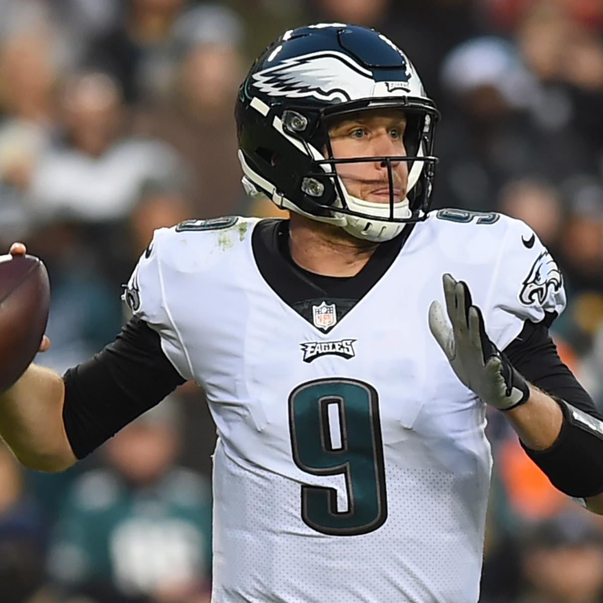 a82fbb0779b Nick Foles Trade Rumors: Eagles Believe They Can Deal QB Before Free Agency
