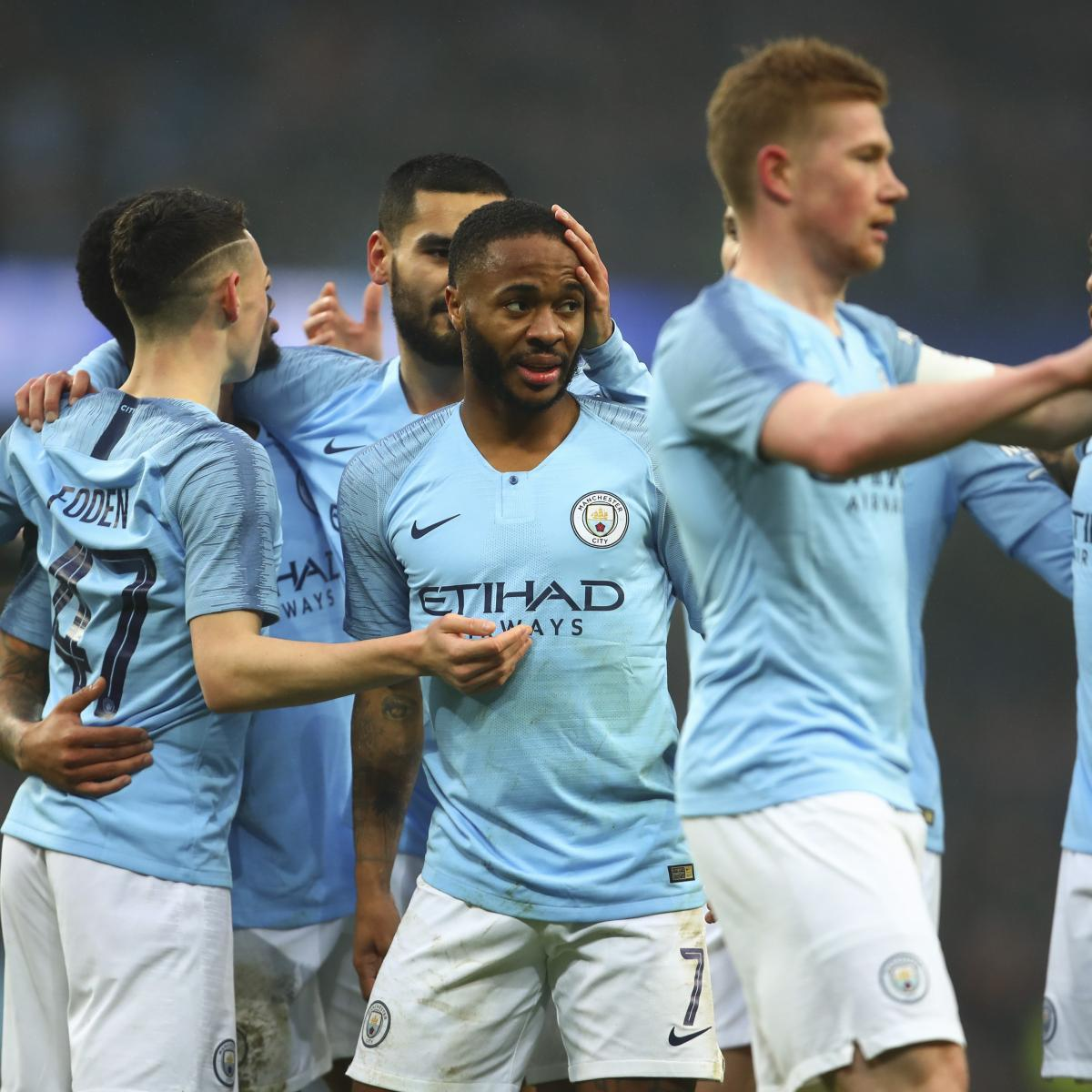 FA Cup 2019: 3rd-Round Results, Scores, Updated Schedule ...