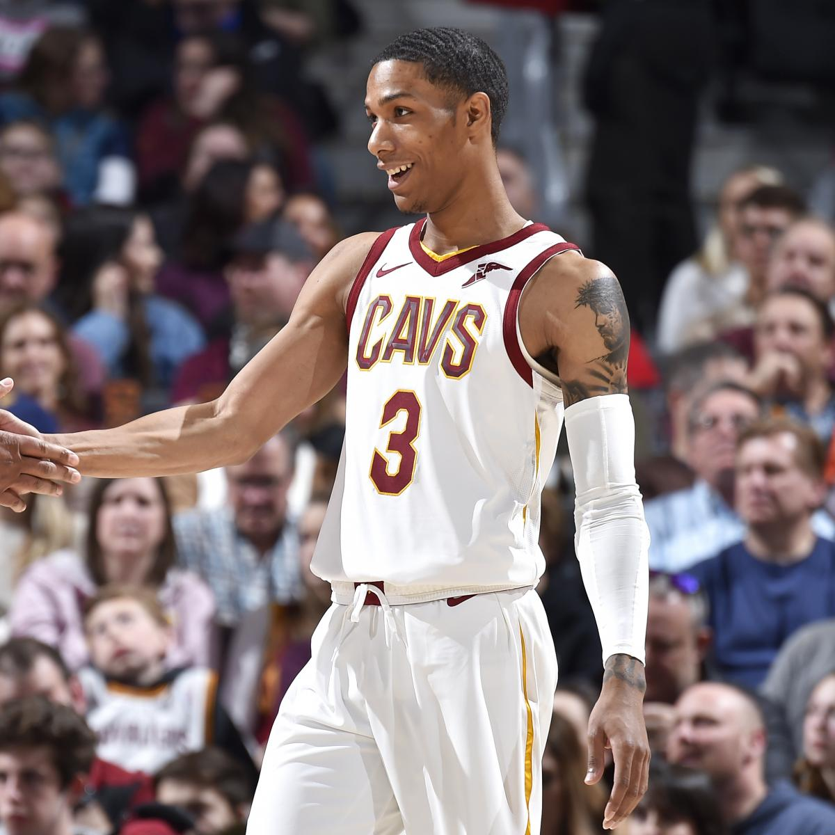 NBA Rumors: Cavaliers To Waive Patrick McCaw, Sign Cameron