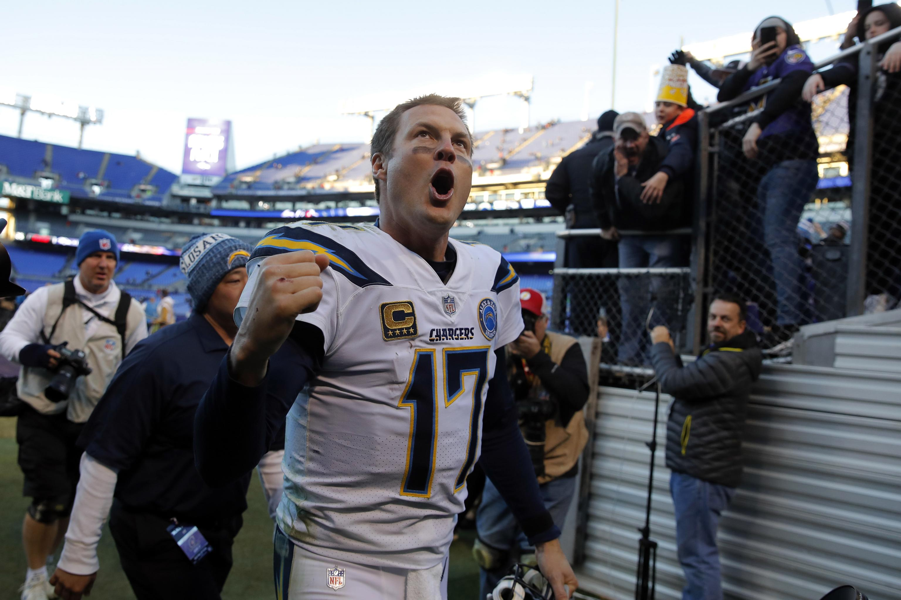 size 40 98cd3 2ca09 Chargers Finally Giving Philip Rivers Clear Road to Elusive ...
