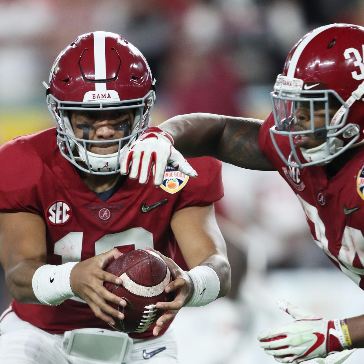 College Football Championship 2019: Predictions for Stars ...