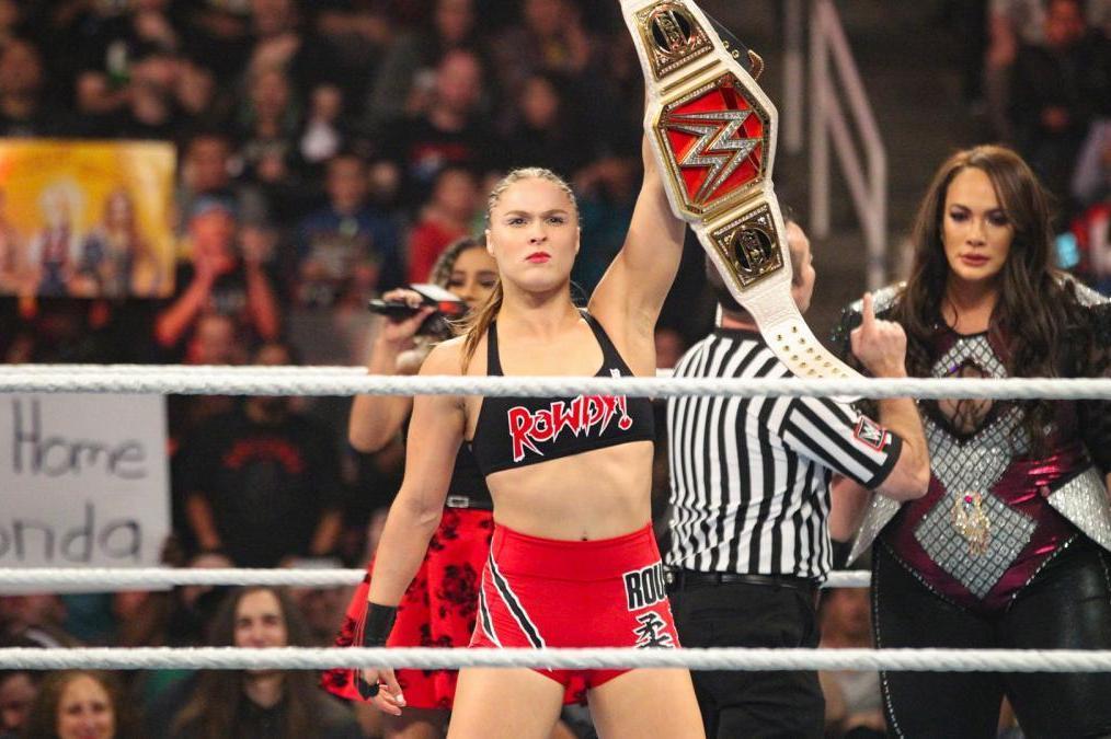 Ronda Rousey Speaks On WWE Return; Wants To Face Rhea Ripley 2