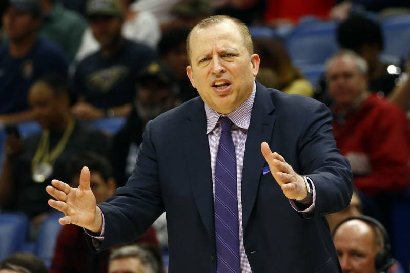 Tom Thibodeau Firing Signifies The End Of The Nba S Coach Gm Combo